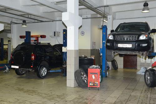 Сервис ремонт Тойота