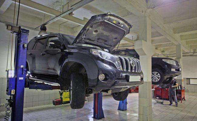 Сервис и ТО для Тойота Ленд Крузер