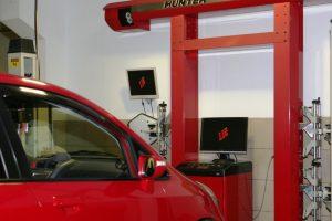 Сход развал для Тойота в сервис центре СВАО САО ЦАО